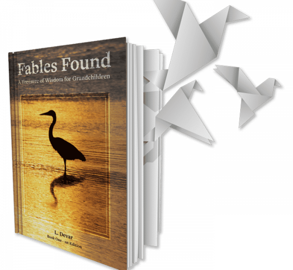 Fables Found Book